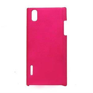 Image of LG Prada 3.0 Plastik cover fra inCover - violet
