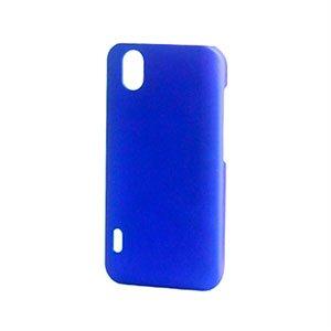 Image of LG Optimus Black Plastik cover fra inCover - blå