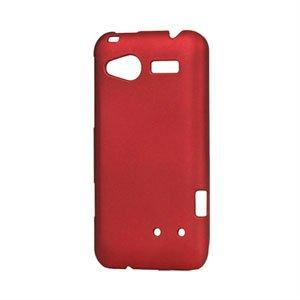 HTC Radar Plastik cover fra inCover - rød
