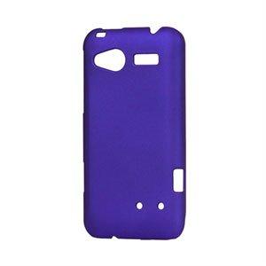 Image of HTC Radar Plastik cover fra inCover - blå