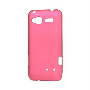 HTC Radar Plastik cover fra inCover - pink