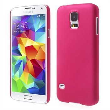 Billede af Samsung Galaxy S5/S5 Neo inCover Plastik Cover - Rosa