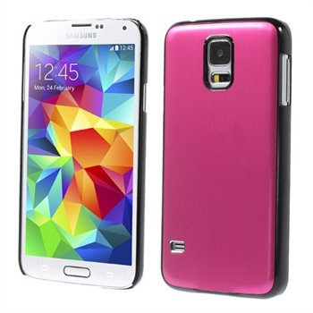 Billede af Samsung Galaxy S5/S5 Neo inCover Aluminium Cover - Rosa