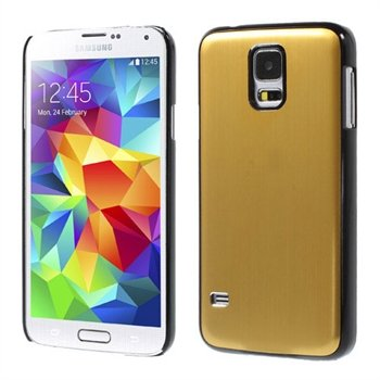 Billede af Samsung Galaxy S5/S5 Neo inCover Aluminium Cover - Guld