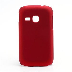 Samsung Galaxy Young inCover Plastik Cover - Rød