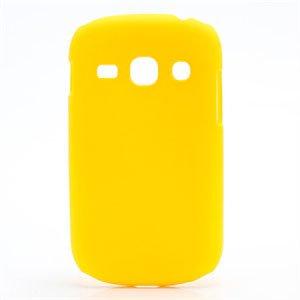 Billede af Samsung Galaxy Fame inCover Plastik Cover - Gul