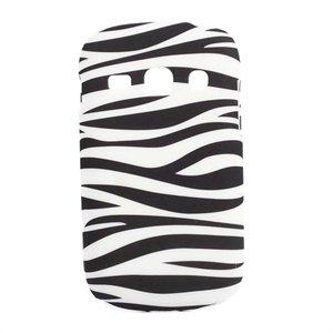 Billede af Samsung Galaxy Fame inCover Design Plastik Cover - Zebra