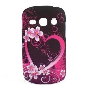 Billede af Samsung Galaxy Fame inCover Design Plastik Cover - Heart