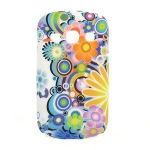 Billede af Samsung Galaxy Fame inCover Design Plastik Cover - Flower Power