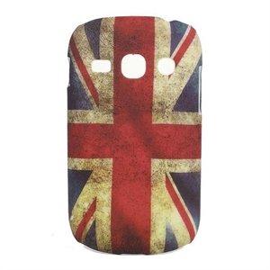 Billede af Samsung Galaxy Fame inCover Design Plastik Cover - Union Jack