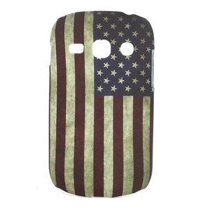 Billede af Samsung Galaxy Fame inCover Design Plastik Cover - Stars And Stripes