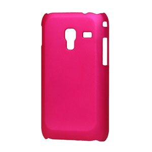 Image of Samsung Galaxy Ace Plus Plastik cover fra inCover - rosa