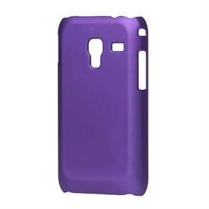 Image of Samsung Galaxy Ace Plus Plastik cover fra inCover - lilla
