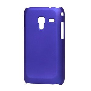 Image of Samsung Galaxy Ace Plus Plastik cover fra inCover - blå