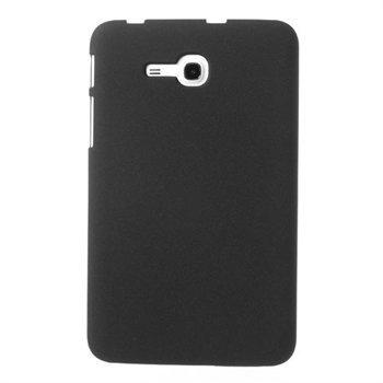 Billede af Samsung Galaxy Tab 3 Lite inCover Quicksand Plastik Cover - Sort