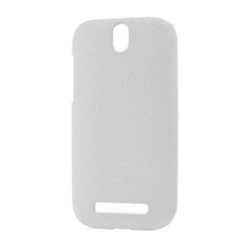 Image of HTC One SV inCover Design Plastik Cover - Hvid