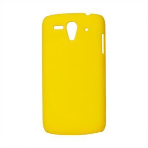 Image of Huawei Ascend G300 Plastik cover fra inCover - gul