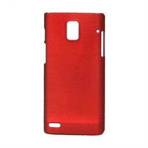 Image of Huawei Ascend P1 Plastik cover fra inCover - rød