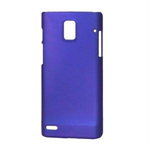 Image of Huawei Ascend P1 Plastik cover fra inCover - blå