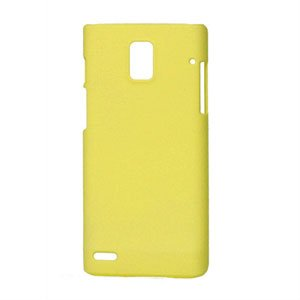 Image of Huawei Ascend P1 Plastik cover fra inCover - gul