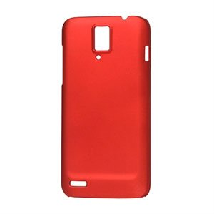 Image of Huawei Ascend D1 Plastik cover fra inCover - rød