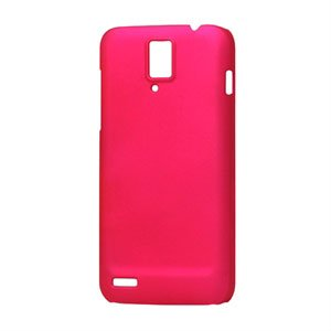 Image of Huawei Ascend D1 Plastik cover fra inCover - rosa