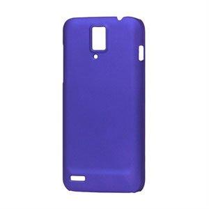 Image of Huawei Ascend D1 Plastik cover fra inCover - blå