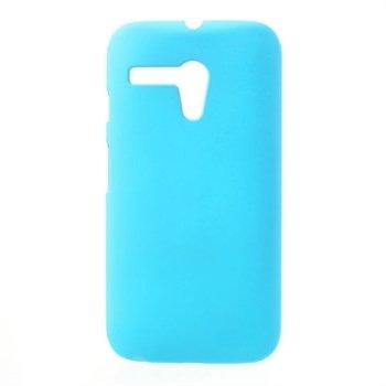 Billede af Motorola Moto G inCover Plastik Cover - Lys Blå