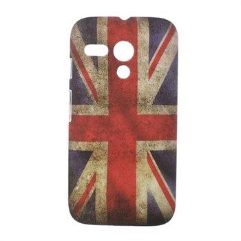 Billede af Motorola Moto G inCover Design Plastik Cover - Union Jack