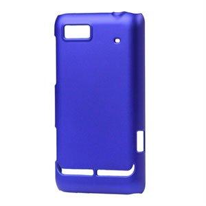 Image of Motorola Motoluxe Plastik cover fra inCover - blå