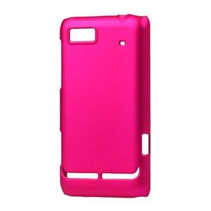 Image of Motorola Motoluxe Plastik cover fra inCover - rosa