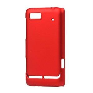 Image of Motorola Motoluxe Plastik cover fra inCover - rød