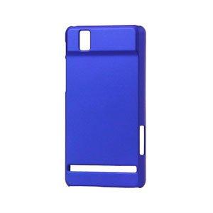 Image of Motorola Razr Plastik cover fra inCover - blå
