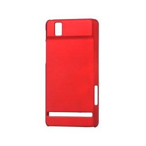 Image of Motorola Razr Plastik cover fra inCover - rød