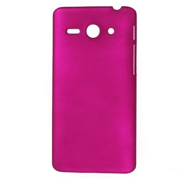 Huawei Ascend Y550 inCover Plastik Cover - Lyserød