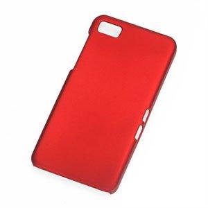 Billede af BlackBerry Z10 inCover Plastik Cover - Rød
