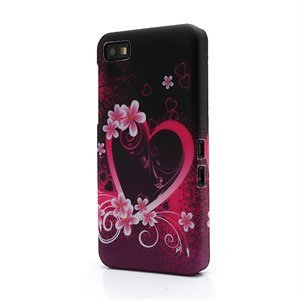 Image of BlackBerry Z10 inCover Design Plastik Cover - Heart