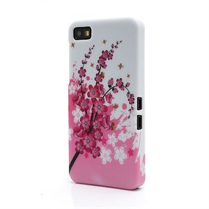 Image of BlackBerry Z10 inCover Design Plastik Cover - Plum Blossom