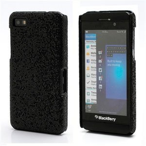 Image of BlackBerry Z10 inCover Design Plastik Cover - Sort Bling