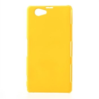Billede af Sony Xperia Z1 Compact inCover Plastik Cover - Gul