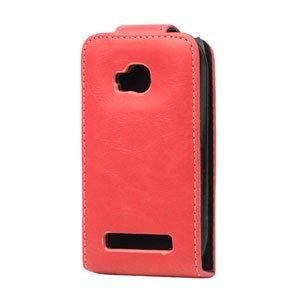 Image of Nokia Lumia 710 taske/etui med fliplukning - rød