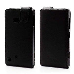 Image of Nokia Lumia 720 Taske/Etui med fliplukning - sort