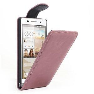 Image of Huawei Ascend P6 FlipCase Taske/Etui - Pink