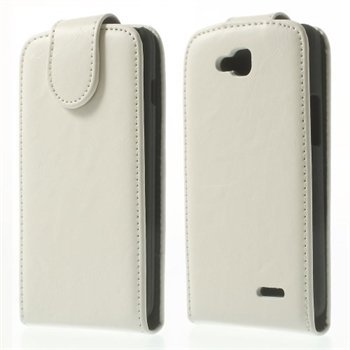 Image of LG L90 Deluxe Flip Cover - Hvid