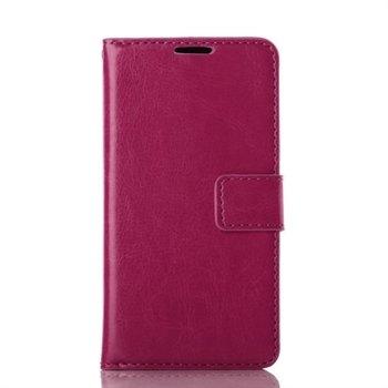 Billede af LG L90 Flip Cover Med Pung - Rosa