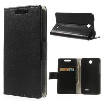 Image of   HTC Desire 310 FlipStand Taske/Etui - Sort