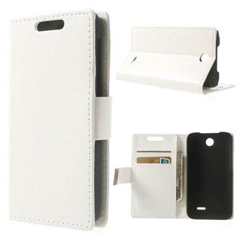 Image of HTC Desire 310 FlipStand Taske/Etui - Hvid