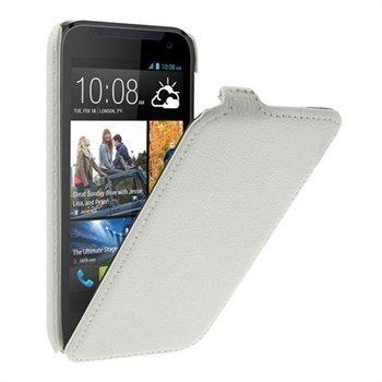 Image of HTC Desire 310 Flip Cover - Hvid