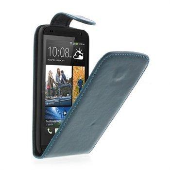 HTC Desire 601 FlipCase Taske/Etui - Blå