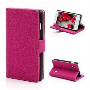 Image of LG Optimus L5 2 FlipStand Taske/Etui - Rosa